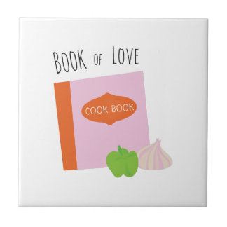 Book Of Love Tile