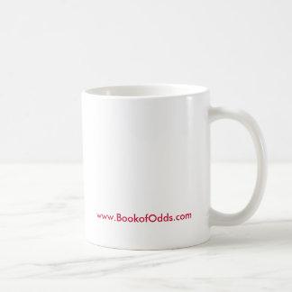 Book of Odds Coffee Mug