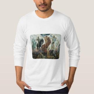 Book of Revelation Four Horsemen of the Apocalypse T-Shirt
