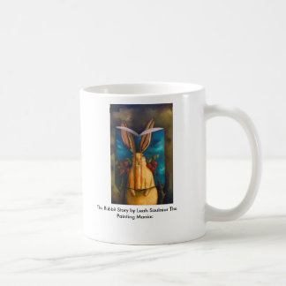 Book_of_Secrets_2[1], The Rabbit Story by Leah ... Classic White Coffee Mug