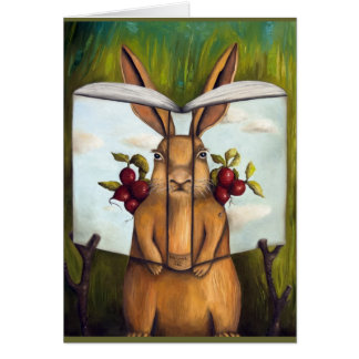 Book of Secrets 4-The Rabbit Story Card