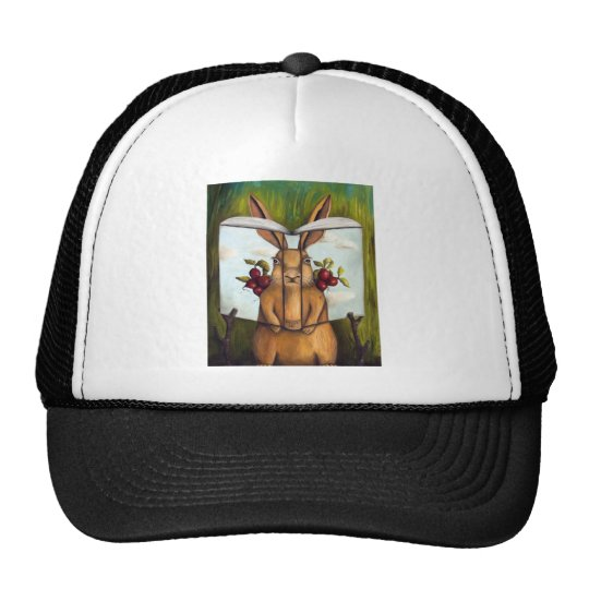 Book of Secrets 4-The Rabbit Story Trucker Hat