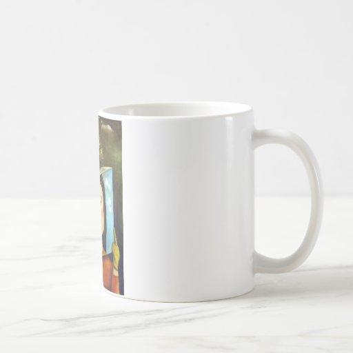 Book_of_Secrets Classic White Coffee Mug