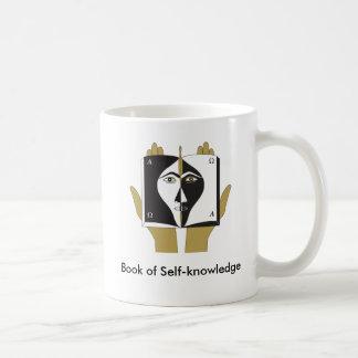 Book of Self-Knowledge Coffee Mug