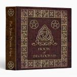 Book of Shadows 3 Ring Binders
