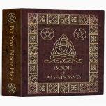Book of Shadows (big) Binder
