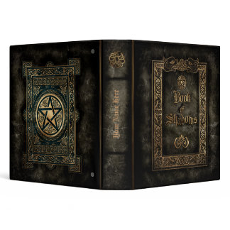 Book of Shadows Binder