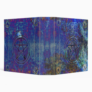 Book of Shadows binder4 Binder