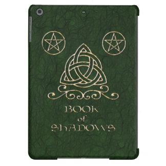 Book of Shadows Celtic Green iPad Air Cover