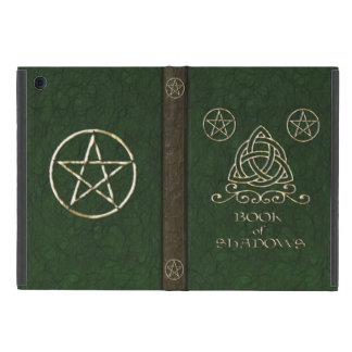 Book of Shadows Celtic Green iPad Mini Cases