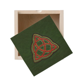 Book of Shadows Cover Keepsake Box