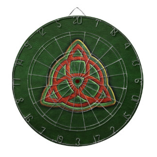 Book of Shadows Cover Metal Cage Dartboard