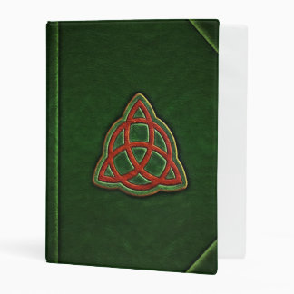 Book of Shadows Cover Mini Binder