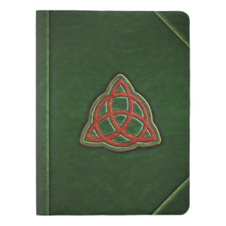 Book of Shadows Cover Notebook Large