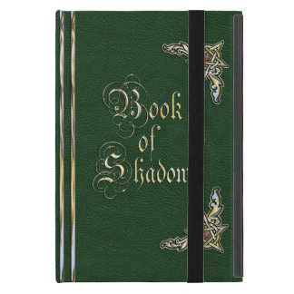 Book of Shadows Green Covers For iPad Mini