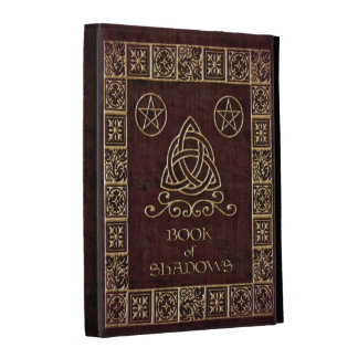 Book of Shadows iPad Cases