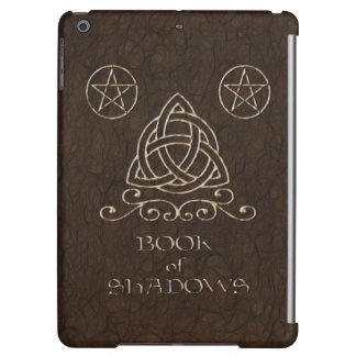 Book of Shadows iPad Air Covers