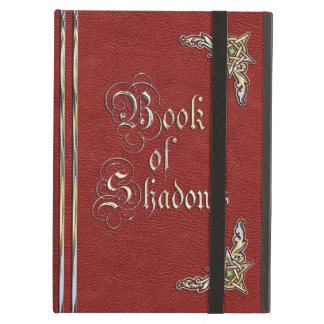 Book of Shadows Red iPad Air Cases