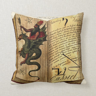 Book of Spirits American MoJo Pillow
