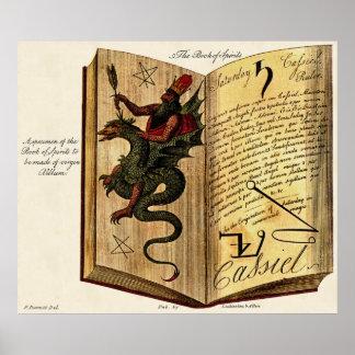 Book of Spirits  Poster