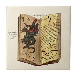 Book of Spirits Tile