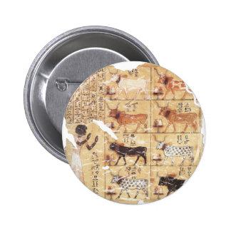 Book of the Dead-Maiherperi-1479bc 2 Inch Round Button