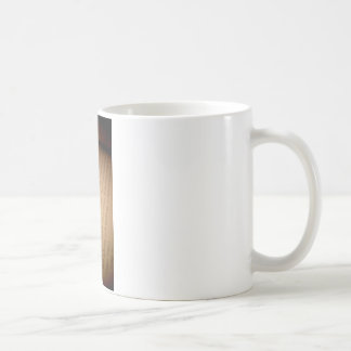 Book page coffee mug
