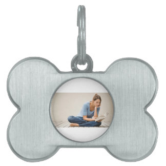 Book Passion Pet Tag