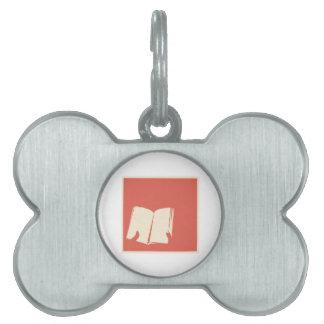 Book Pet Tags