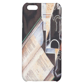 Book Pipe and Glasses, by Juan Gris Case For iPhone 5C