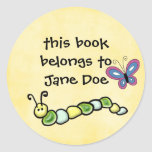 book plates stickers