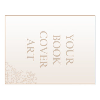 Book Promotion Postcard Template