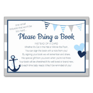 baby shower table number cards zazzle