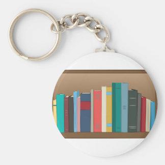 Book Shelf Keychain