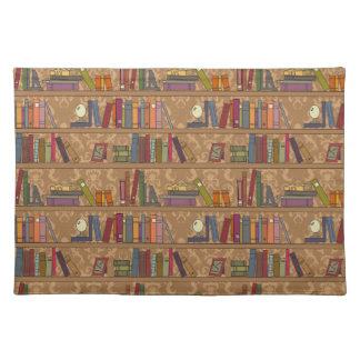 Book Shelf Placemat