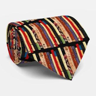 Book Shelves Neckties