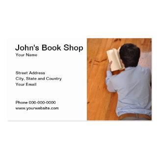 Book Shop Business Card