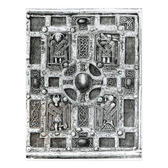 Book-Shrine or Cumdach of Molaise, c.1001-1025 Postcard