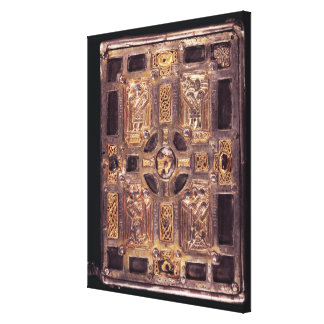 Book-Shrine or Cumdach of Molaise, c.1001-25 Canvas Print