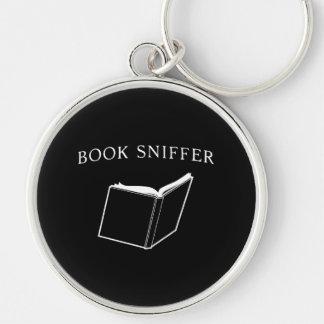 Book Sniffer Keychain