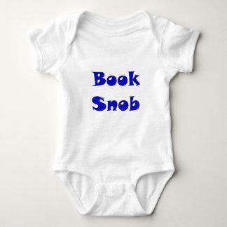 Book Snob Tshirt