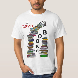 Book Stacks Shirt