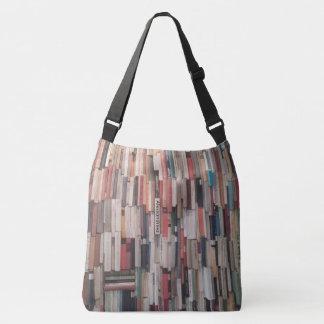 Book Stacks with Custom Name Like Title Tote Bag