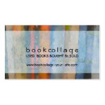 Book Store Book Seller Business Card