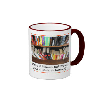 Book store mug