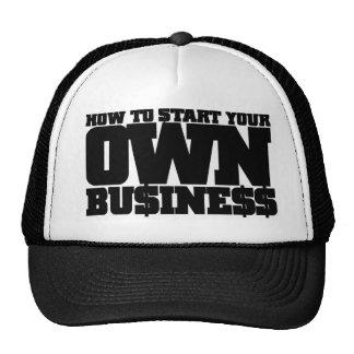 Book Title Trucker Hat