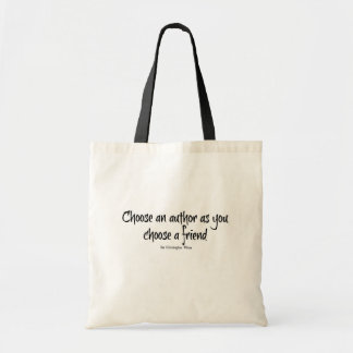 Book Tote Bag - Sir Christopher Wren