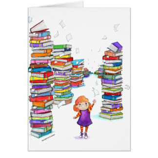 Book Tower Card