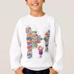 Book Tower Kids Shirt