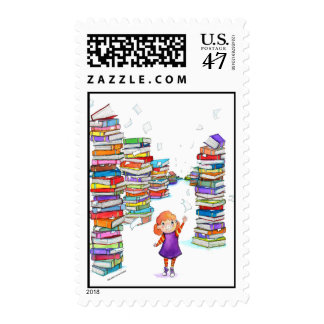 Book Tower Postage